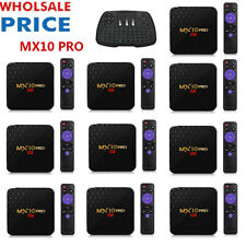 LOT MX10 PRO Smart TV Box Android9.0 32/64G 6K H.265 3D Media WiFi Mini PC N2O5