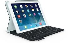 Logitech Ultrathin Keyboard folio for iPad Air carbon Black Deutsches layout
