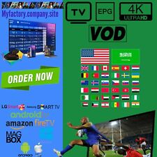 IP*TV Premium content UHD FHD HD All Countries (3 Months) Android TV box