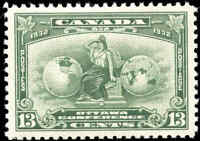Mint H Canada 1932 13c VF Scott #194 Imperial Economic Conference Stamp
