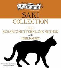 Saki Collection : The Schartz-Metterklume Method, Tobermory by Saki (2012,...