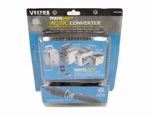 Vector Travel Mate AC DC Converter 120V to 12V 6AMP Model TVEC004A