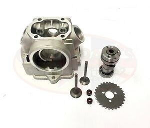Cylinder Head with Camshaft for Chinese PY90