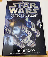 Star Wars Outbound Flight by Timothy Zahn - Hardcover - Very Good - First Ed