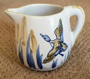 Vintage Louisville Stoneware Pottery Pitcher #0238
