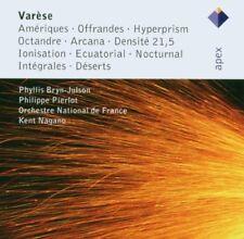 Choeurs de Radio France - Varese: Orchestral Works [CD]