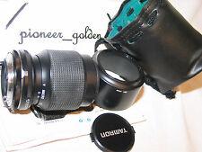 Tamron AF 70-210 mm F/4.0-5.6 macro Lens for 35mm slr camera