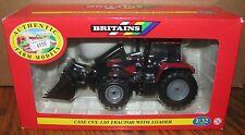 *Case CVX 130 CVX130 Tractor & Loader Toy 1/32 Britains Farm 2001 NEW! Ertl