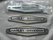 Harley Davidson Emblema de tanque con adaptador SET 61771-66tb