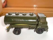 DINKY TOYS ALBION CONVERSION TO WATER TANKER DONE IN ARMY COLOURS *SEE PHOTOS*