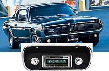 USA-630 II* 300 watt 1967-1973 Mercury Cougar Stereo Radio AM FM iPod USB Aux in