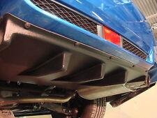Subaru Impreza 2011 Sti Wrx Sedan / Saloon Plástico Abs Difusor Trasero Negro