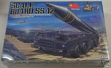 Arii 1/48 Scale Board Ss-12 Nuclear Ballistic Missile 687