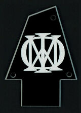 GUITAR TRUSS ROD COVER - Custom Engraved - IBANEZ- John Petrucci DREAM THEATER