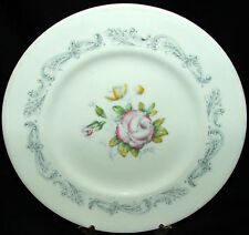 "Royal Doulton Chantilly Rose 8"" Salad Plate Bone China H-4857"