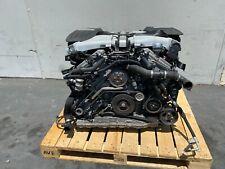 ENGINE MOTOR 6.0 TURBO COMPLETE BENTLEY CONTINENTAL GT FLYING SPUR OEM (05-10)