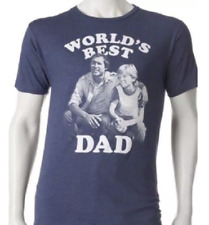 'World's Best Dad' T-Shirt National Lampoon's Vacation Clark Griswold Mens SM