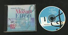 Music For The Mozart Effect, Volume 3, Unlock the Creative Spirit AUDIO CD