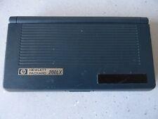 Hewlet Packard 200 LX Palm Top Organiser - 1992