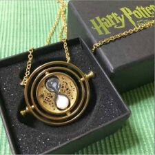 Harry Potter Hermione Timeturner Time Turner Necklace Pendant Japan Limited