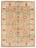 "Hand-knotted Carpet 9'0"" x 12'1"" Traditional Vintage Wool Rug...DISCOUNTED!"