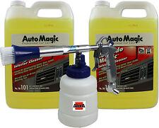 AllorA Ball Booster Reinigungspistole + 2 Gallonen Tornado Magic Reiniger