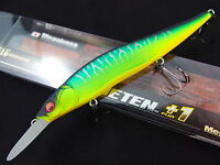 Megabass - VISION ONETEN +1 PLUS ONE 1/2oz. MAT TIGER