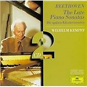 Ludwig van Beethoven - The Late Piano Sonatas (1996 DG) 2 x CD {CD Album}