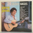 "1 x 33 tours Pierre PERRET Disque LP 12"" 12 GRANDS SUCCES - VOGUE 607 Guitare"