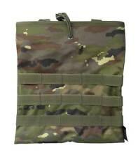 Bolso descarga cargadores boscoso pixelado camuflaje militar molle o cinturón