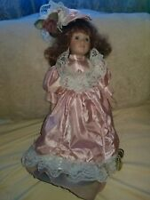 haunted doll from mini occult musuem read all description
