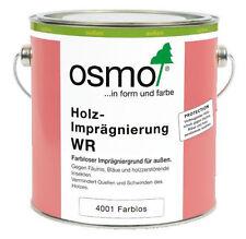 Osmo Holz-Imprägnierung WR farblos 2,5 l  TOP NEUWARE