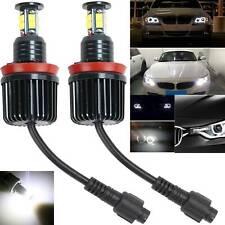 2x New Angel Eyes H8 120W CREE LED Marker Halo Light For BMW E82 E90 E92 E60 E61
