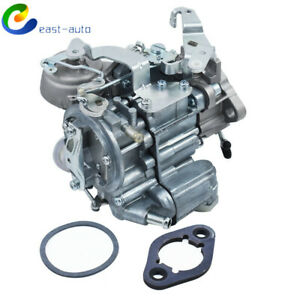 1-Barrel Carburetor For Chevy GMC L6 4.1L 250 4.8L 292 W/Choke Thermostat