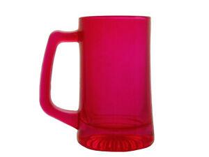 Glass Mug 14 Ounces Party Mugs Tumbler Cup Parts Beer Mugs Soda