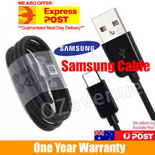 GENUINE Samsung Galaxy S9 / S8 Plus Type C USB Sync Charger Charging Power Cable