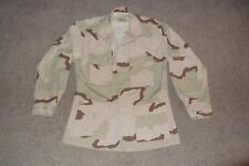 Military DCU Medium Reg Shirt Desert Storm ARMY USAF NAVY Hunting Men Boys 216