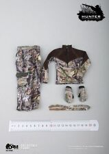 Dam Toys 1/6 Duck Dynasty Hunter Realtree Camo Hunting Clothing Set RT003
