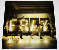 THE FRAY LEAD SINGER ISAAC SLADE SIGNED AUTHENTIC VINYL RECORD ALBUM LP w/COA