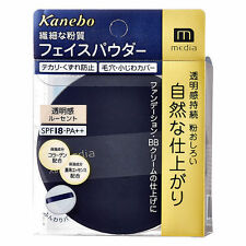 Kanebo Media Face Loose Powder Lucent SPF18