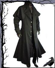 Tageskleidung - Gothic Kutscher Mantel Matrixo  Inter Moden