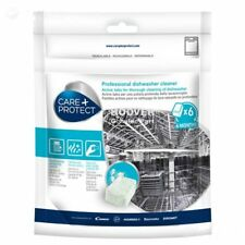 Pflege Schutz Hoove Professional Geschirrspüler tief Reiniger Kalk Duft 6 Stück