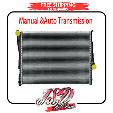 New Radiator For BMW E46 320 323 325 328 330 Z4 2.2 2.5 2.8 3.0 3.2 L6 CU2636