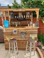 More details for garden bar ***best seller*** top bars made be summerlife ( fresh wood bar )