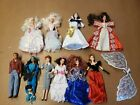 Barbie Doll lot of (10)