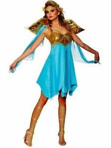 Sexy Victory Goddess Halloween Costume Women Olympian, Antheia, Aphrodite, Greek