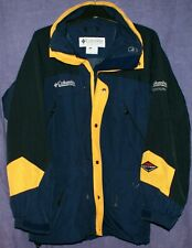 Columbia Titanium Jacket Mens Size S Waterproof Breathable With Hood Omnitech