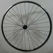 "Front Wheel Shimano Deore XT 760 Mavic A119 28 "" Trekking/cross V-Brake Black"