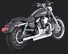 VANCE AND HINES STRAIGHTSHOTS EXHAUST FOR HARLEY DAVIDSON 2004-2013 XL MODELS