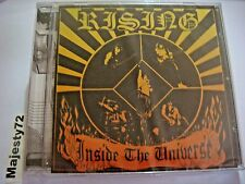 RISING - Inside The Universe CULT METAL CLASSICS Sweden cult 80's 2017 SEALED